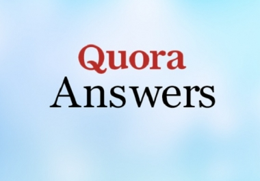 Keyword Related 20 Quora Answer for Targeted Traffic