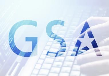 niche relevant Gsa backlinks for unlimited Urls and keywords