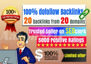 DOFOLLOW SOCIAL BOOKMARK- INSTANT APPROVE- MONEY BACK GUARANTEE