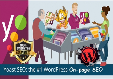 I Will Do WordPress Yoast SEO On-Page With Schema Markup