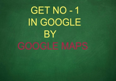 Build 1000 Google Map Citations for Local Business