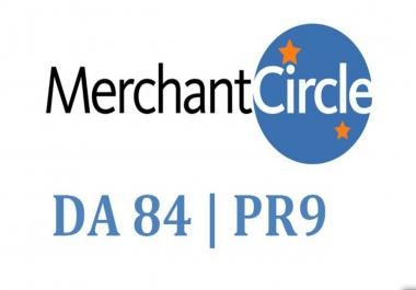 Guest Post OnBusiness Niche Merchantcircle.com DA80+