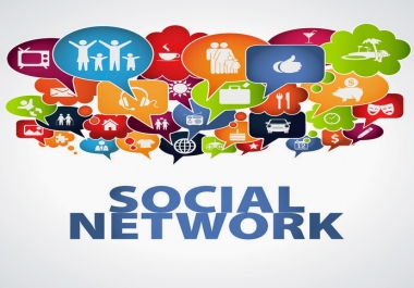promotion your social sites