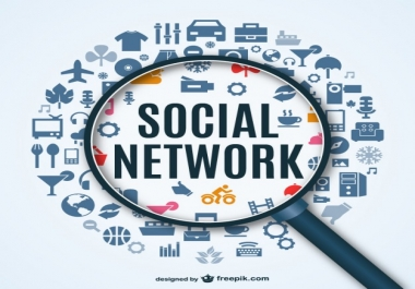 Send more human traffic on your social sites