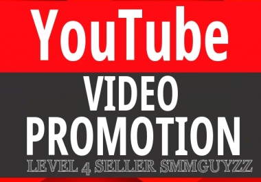 YouTube Video Promotion Drip Feed With Safety Guaranteed
