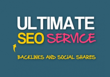 Ultimate SEO Package For Your Business – Tiers-3 Link Building Campaign