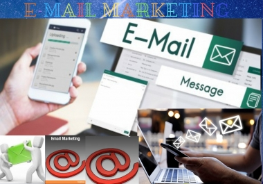 Detonation your business I can provide your targeted clean email listing for marketing