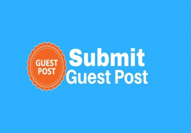 FIVE General Niche Guest Posts- High Quality, NO PBN, Genuine Blog Outreach