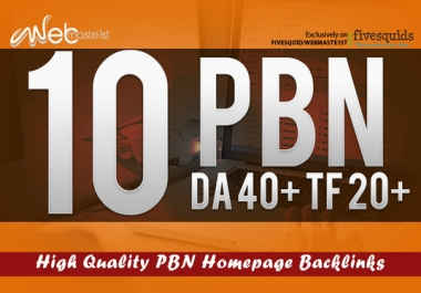 Create 12 Permanent PBN High Metrics Contextual Backlinks super fast delivery