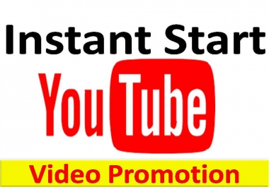 Rank Your YOUTUBE VIDEO Promotion With 100% Working  and non drop best quality Pack