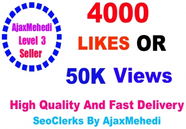 Do Genuine Viral Promotion 1000 HQ Social Media Post Liikes Non Drop Guarantee