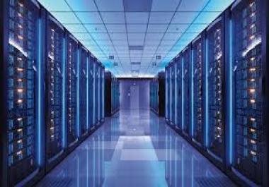 Dedicated Server - Intel Core i7-2600 2x2 TB HDD - 32 GB DDR3 Ram, Web Hosting