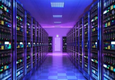 Dedicated Server- Intel Xeon E5-1650V3 2x2 TB HDD 128 GB DDR3 RAM Web Hosting
