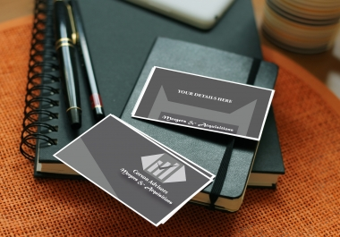 CREATE UNIQUE BUSINESS CARD DESIGN