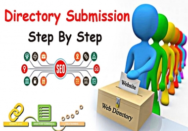 Submit your website 30 High Quality Directory Submission