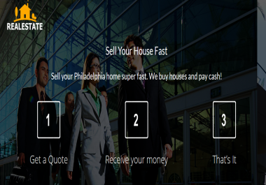 Website Real Estate + Domain Name + Installed + RealEstateList.online