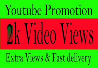 YouTube Video Promotion And marketing On Seo Social media