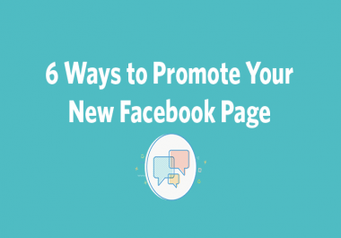 We will make ad campaign to grow page likes