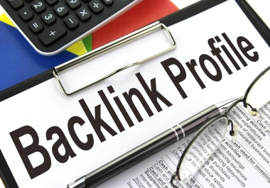 Manually build 40 High DA PA Profile Backlinks for your Website Link Building