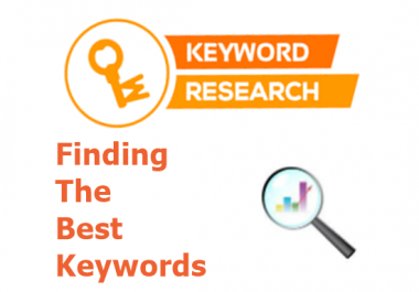 SEO Keyword Research and Analysis for your Niche or Website