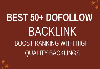 55 High Da Manually Created Profile Backlinks