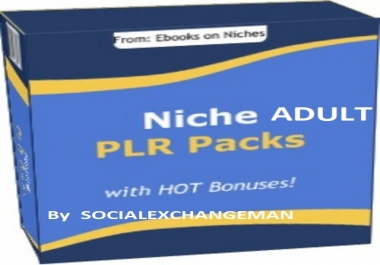 give you 183 adult plr articles and up to 2000 keywords