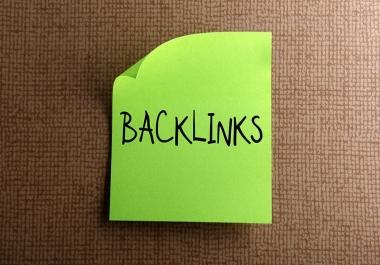 Manually Create 40 High PR DA Profile Backlink for your website