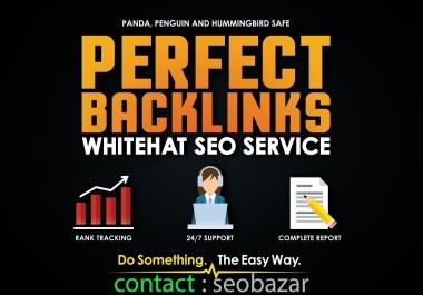 provide 10000 manual high quality whitehat SEO backlink.
