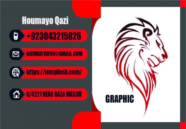 HQ Business card or logo's service
