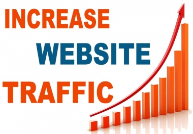 send you 25,000 real worldwide website traffic from search Engine and social media