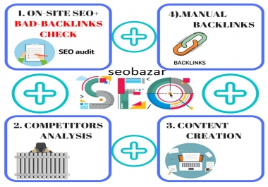 top rank your site on first page with 40 supreme seo