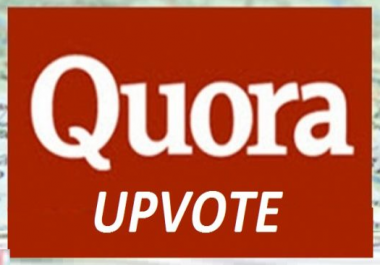 get you 50 Worldwide Quora Votes your answers