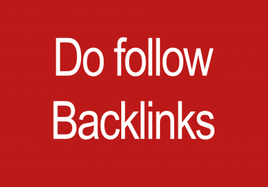 3000 Dofollow backlinks (mix platforms)