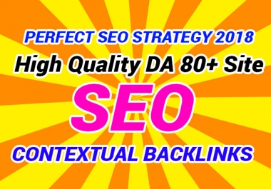 rank your website on google high authority contextual and seo backlinks manually