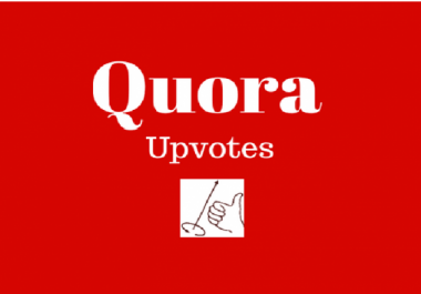 Provide you 50 high quality Quora votes your answer
