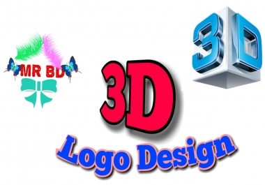 2D, 3D Logo design support GOOGL+