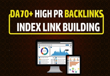 Rank your website with 25 high authority backlinks DA50 to DA70