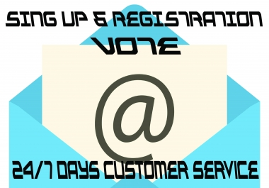 Do 80 Signup or Registration votes for your contest