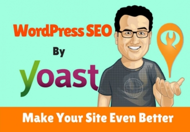 I will Do Wordpress Yoast SEO And On Page Optimization To Get Your Site Google Top Page Guarantee