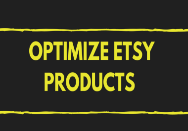 optimize etsy products by 1m backlinks