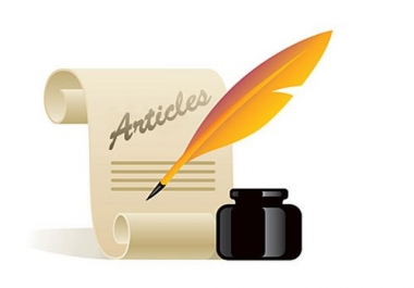 600 word article writing on your business
