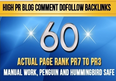 2019 Guaranteed SEO Rankings 1000 wiki links + 61 links 1 PR7 + 5 PR6 + 15 PR5 + 40 PR4 = 61 high PR backlinks