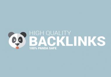 1000 Wiki Links + 61 Links 1 PR7 + 5 PR6 + 15 PR5 + 40 PR4 = 61 High PR Backlinks for $2