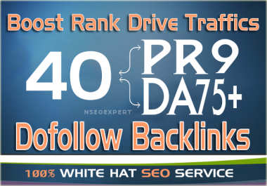 Top 40 High Authority Dofollow Backlinks For Increase Your Rank
