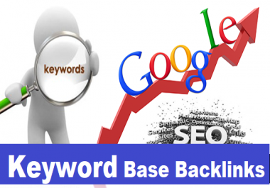 60 Perfect KEYWORD Backlinks TOP Rank Boost  Authority Link Building Service