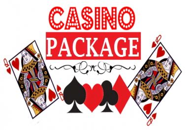90 CASINO,POKER,GAMBLING, RELATED top class SEO backlinks package
