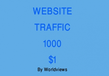 TARGETED Real Human Traffic/Visitors to your Website
