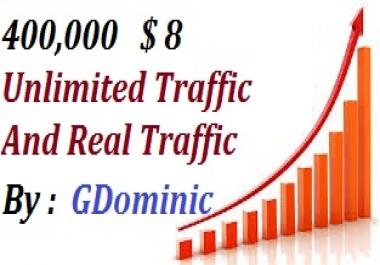 SKYROCKET 400,000 Website Worldwide Traffic For network Marketing & Business Promotion Boost SEO Website Visitors & Share Bookmarks Improve Google Ranking Factors