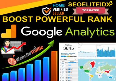 Rank Your Website Half Million Worldwide USA Bitly Traffic Visitors - 10,000 Google Analytics Traffic Visitors