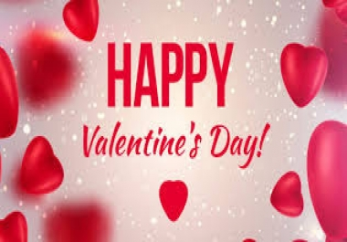 Make awesome valentine / love slide show very fast